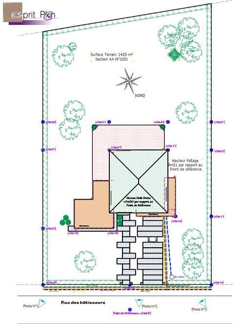 wonderful plan de masse garage images best image engine. Black Bedroom Furniture Sets. Home Design Ideas