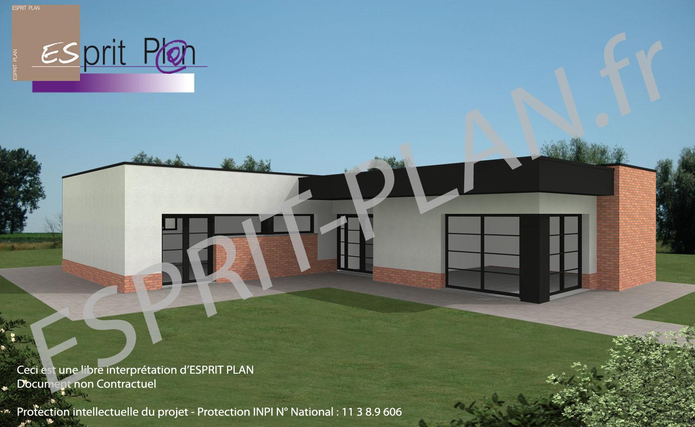 Constructeur maison bois picardie maison moderne for Constructeur maison contemporaine picardie