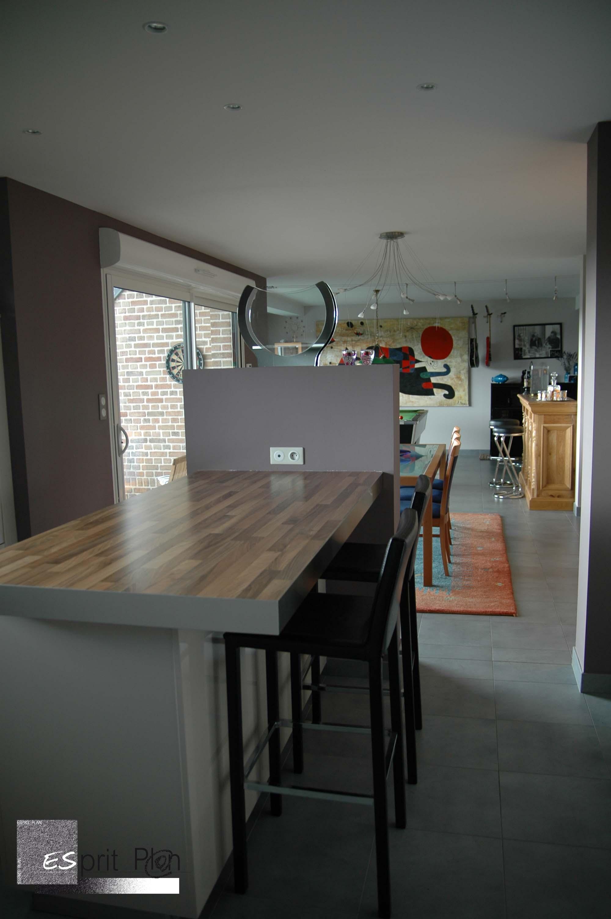 Ma triser l 39 avant projet c 39 est r ussir son projet for Interieur maison moderne cuisine