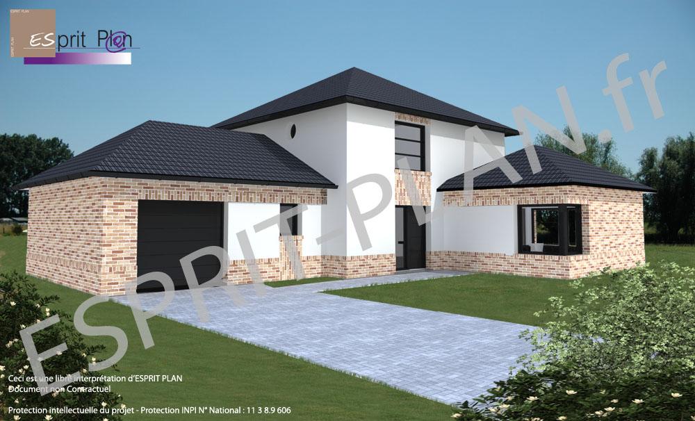 avant projet maison extensions renovations sur arras. Black Bedroom Furniture Sets. Home Design Ideas