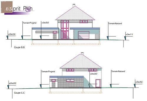 Permis de construire constructions immobilier permis for Cout d un permis de construire