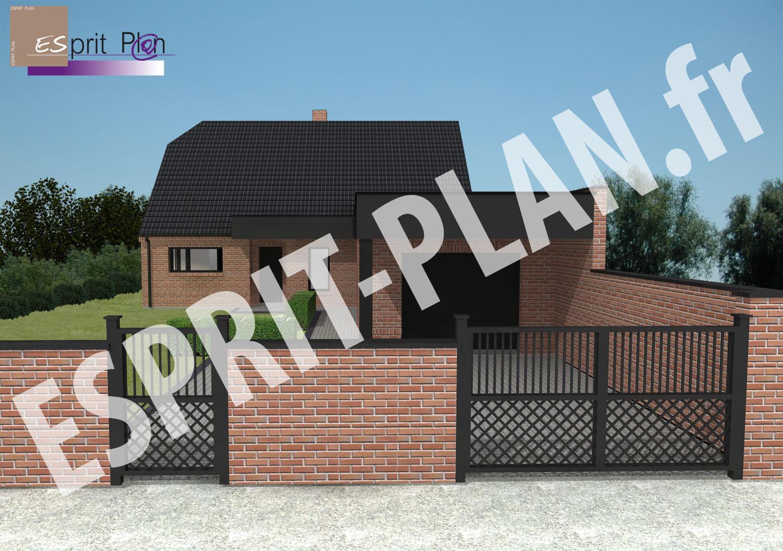 constructeur maison briquette ventana blog. Black Bedroom Furniture Sets. Home Design Ideas
