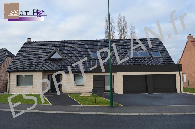 Extensions renovations am nagements agencements for Agrandissement maison 59