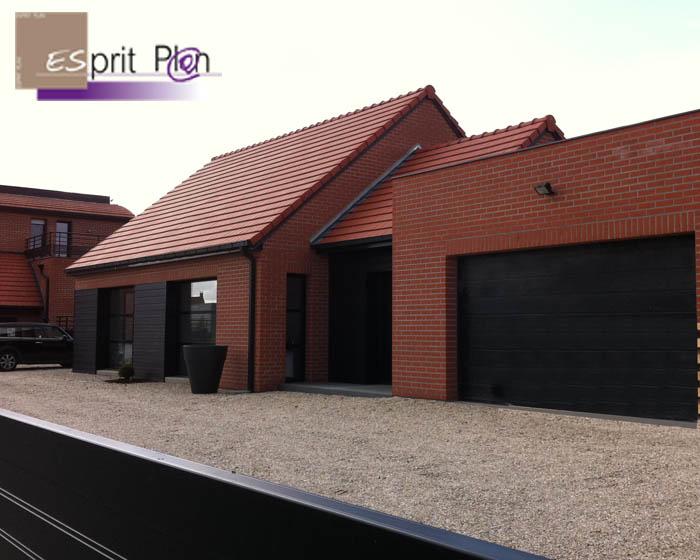 maison brique rouge ou parpaing ventana blog. Black Bedroom Furniture Sets. Home Design Ideas